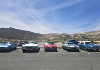 Red Rock Canyon Cruise